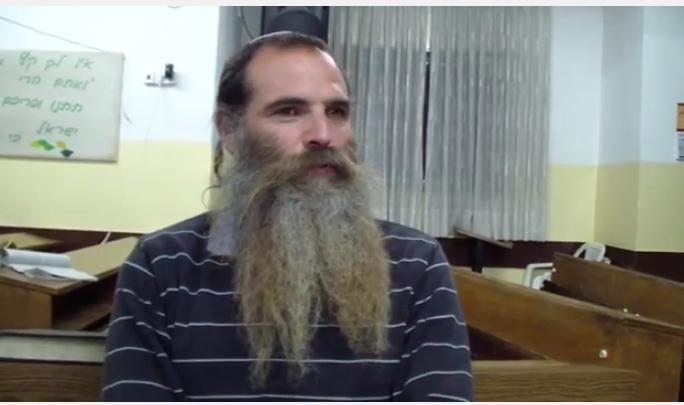 הרב מיכי יוספי – לרפא את הנפש על ידי מצוות סוכה