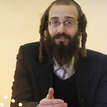 הרב דוד גבירצמן: סוד השמחה התמידית